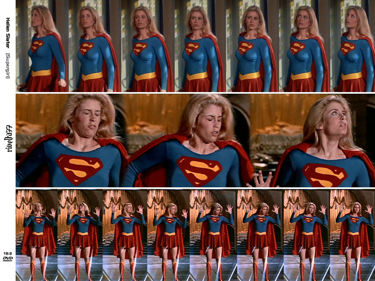 helen peril Supergirl slater