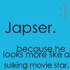 Twilight - Jasper by obsession--lapse