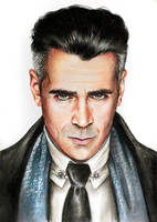 Percival Graves (Colin Farrell) by SashaSempe