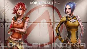 Borderlands 2 fan art
