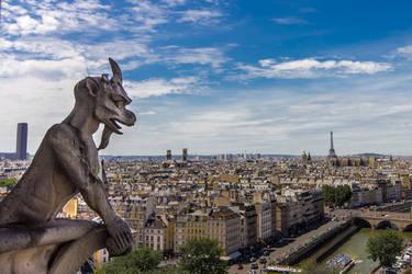 Paris by f-i-g-m-e-n-t