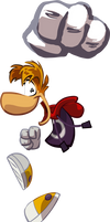 Rayman by Makintosh91