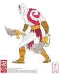 Kratos by Makintosh91