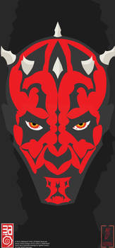 Darth Maul Poster#1
