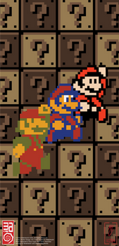 Super Mario Bros. Poster#1