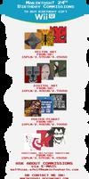 Makintosh! 24-th Birthday Commissions