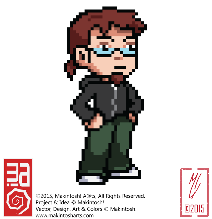 16-bit Makintosh! by Makintosh91