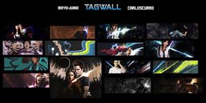 TagWall Mayo y Junio 2009 by carloscurro