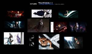 TagWall octubre 2009 by carloscurro