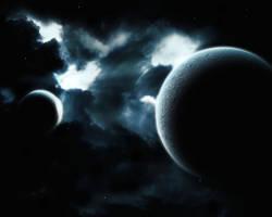 Nebula planet by carloscurro