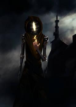 Cyborg exiled