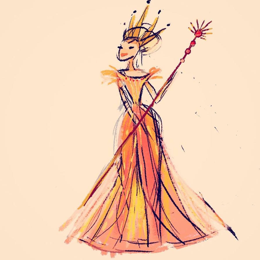 Sun Princess by karlyjade