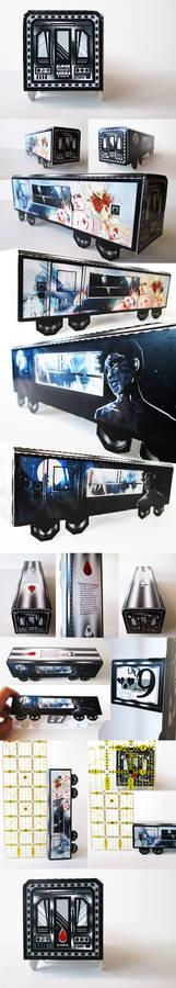 Super Transit Series  - Chromeo + Jeweliet Cart