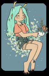 HL - Tea party by tritn