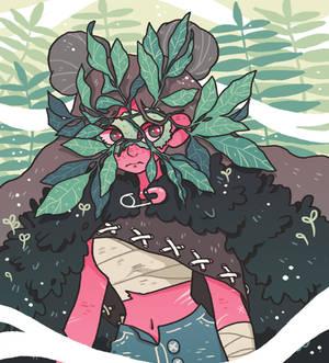 EG - Forest mask