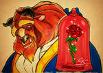 The Beast's Enchanted Rose