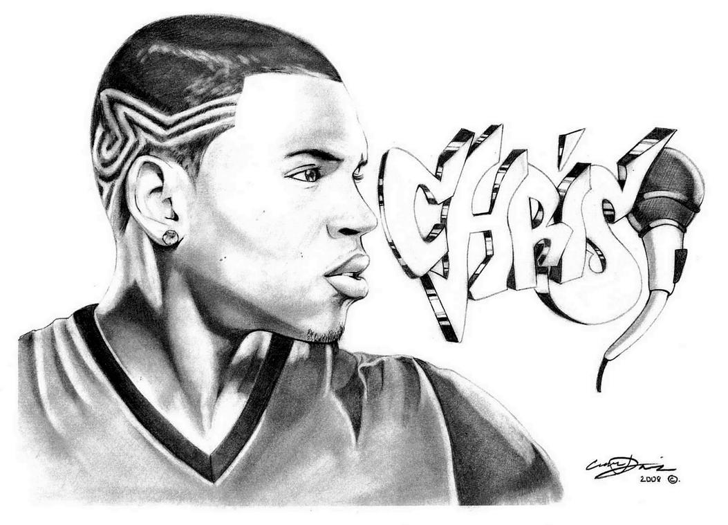 chris brown exclusive by princedamian92 on deviantart