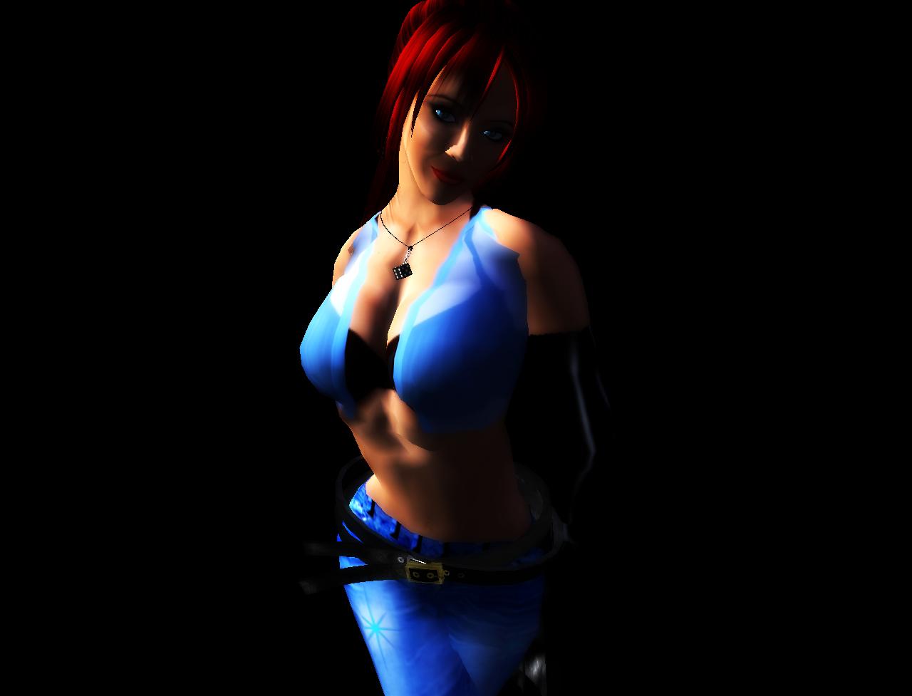 blue by SaphireNishi