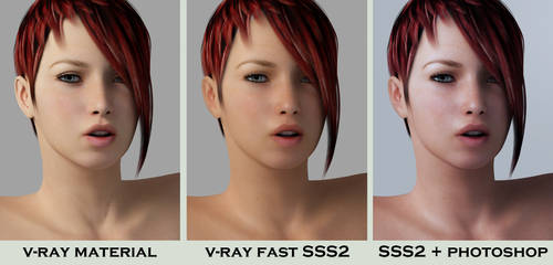 testing vray fast sss2