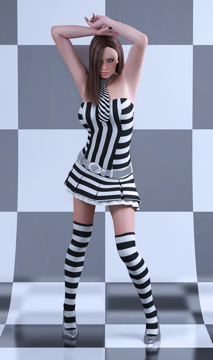 zebra by SaphireNishi