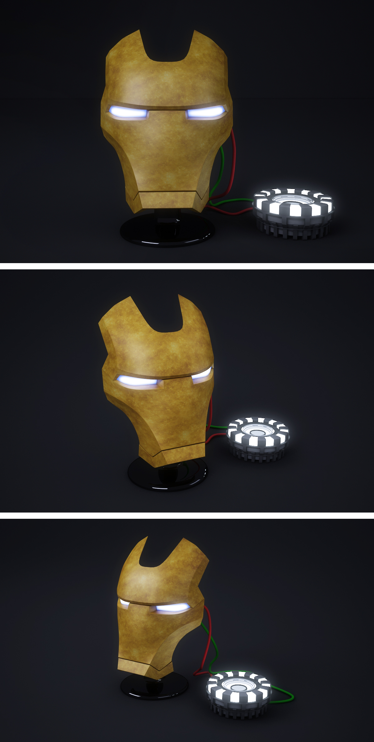 iron man by SaphireNishi