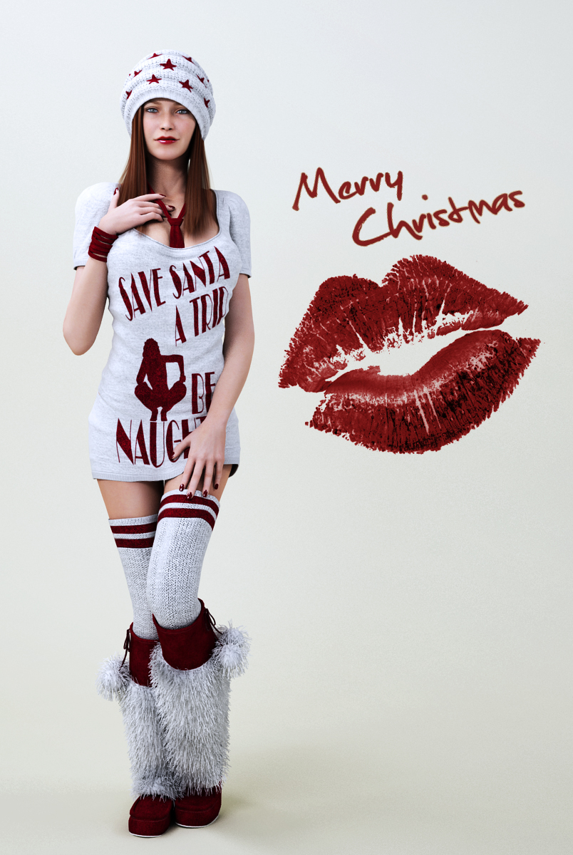 happy holidays by SaphireNishi