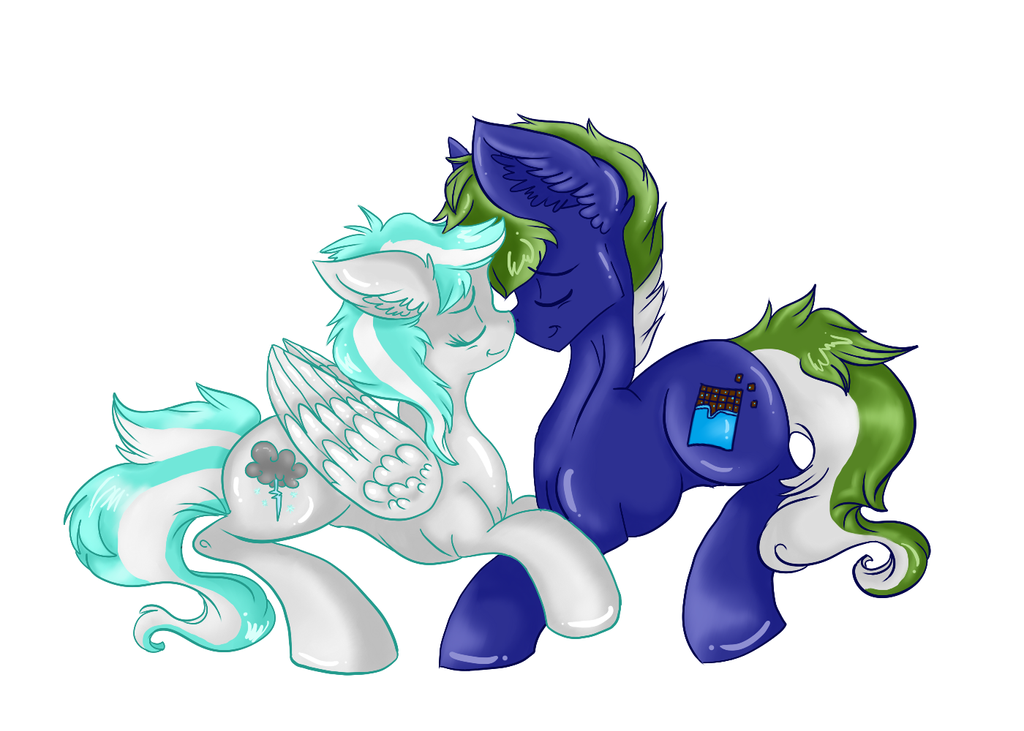 Little Lovers by Downpourpony