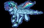 Generation 5 Rainbow Dash by Downpourpony