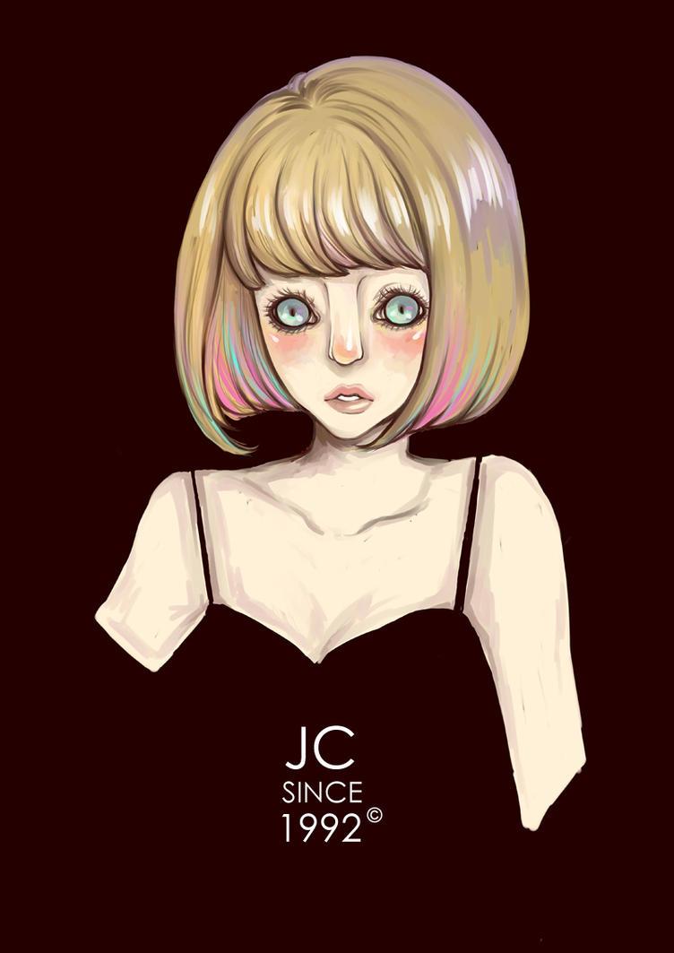 Bob Hair By Yuchunqu On DeviantArt - Anime bob hairstyle