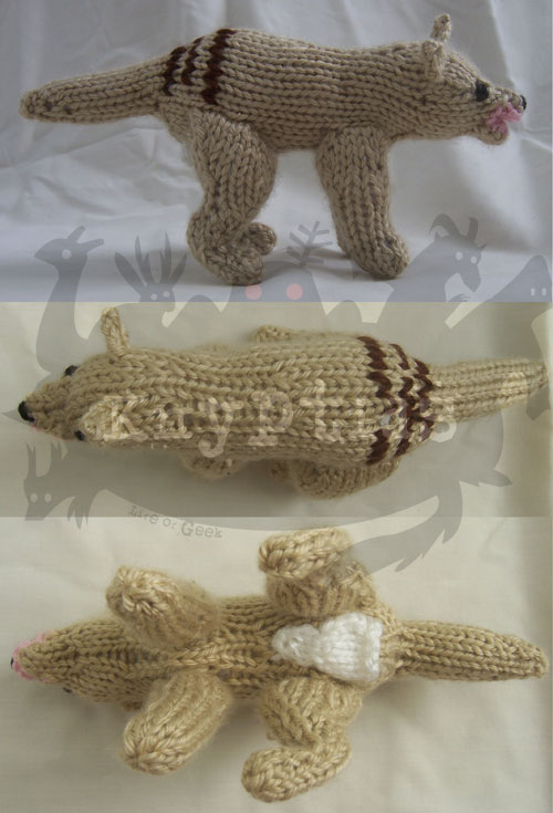2010 - Thylacine by lifeofgeek