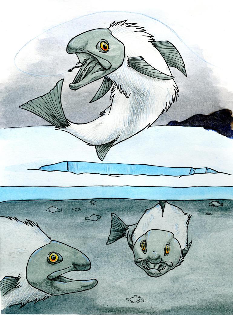 201009 - Fur-Bearing Trout by lifeofgeek