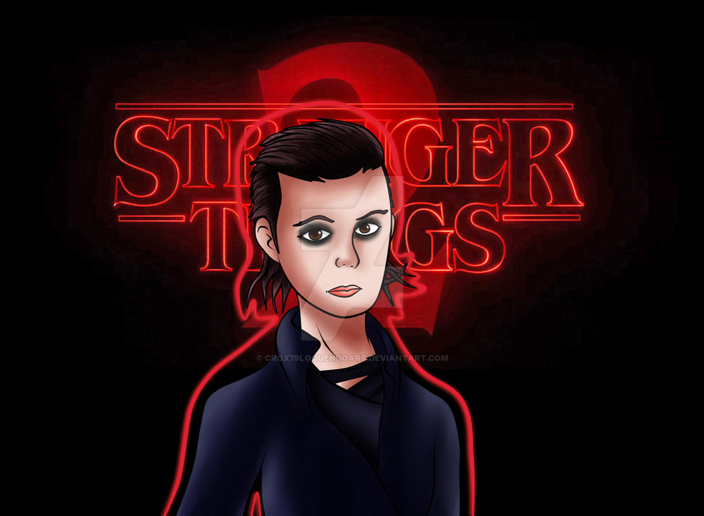 Eleven|ByCrox79 by Crox79loquendoArt