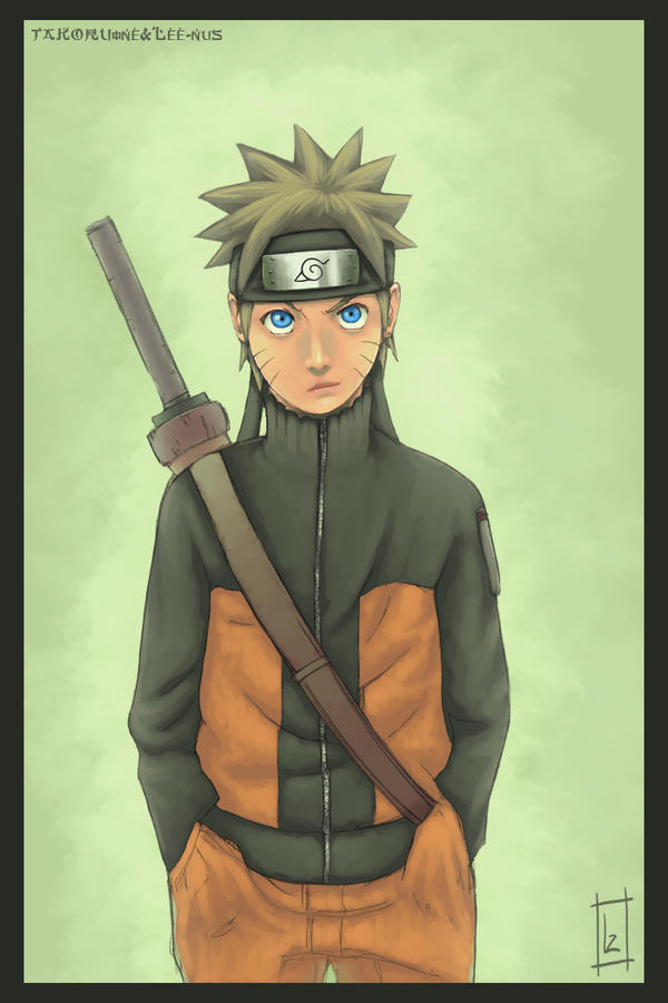 Uzumaki Naruto Illustration
