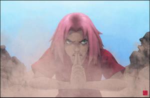 Sakura fight