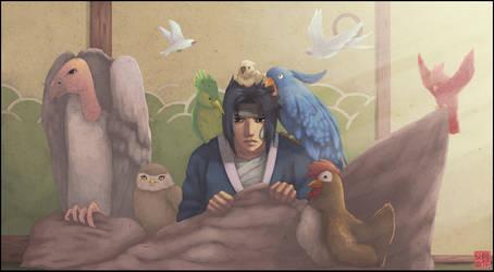 Wake up, Sasuke
