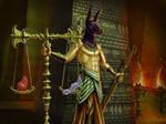 Scales of Anubis