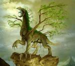 Earth Elemental Dragon