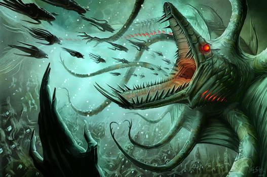 Dagon, Demon Prince of the Sea