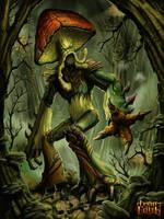 Fungus Monster Advanced by MichaelJaecks