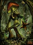 Fungus Monster Advanced