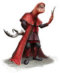 Physician Devil for Wayfinder 11 by MichaelJaecks