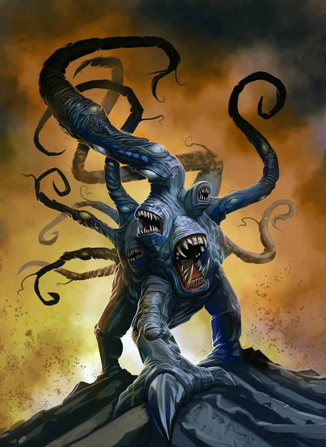 Blackgate Behemoth by MichaelJaecks