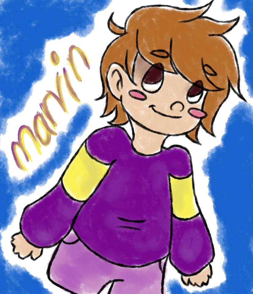 Marvin by Nakaion