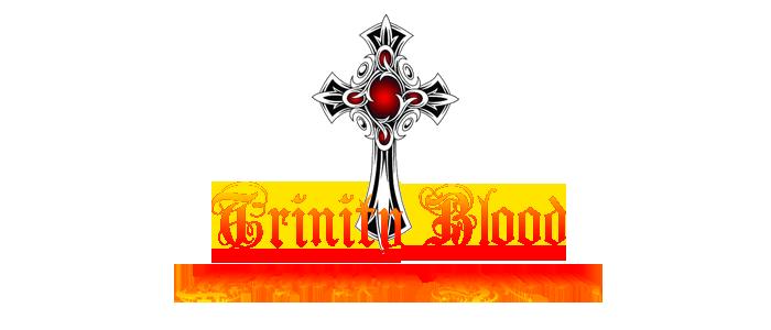 Logo - Trinity Blood by StarOfAstaroth