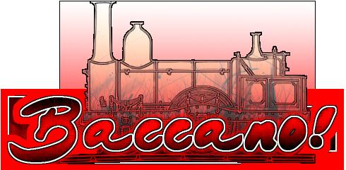 Logo - Baccano by StarOfAstaroth