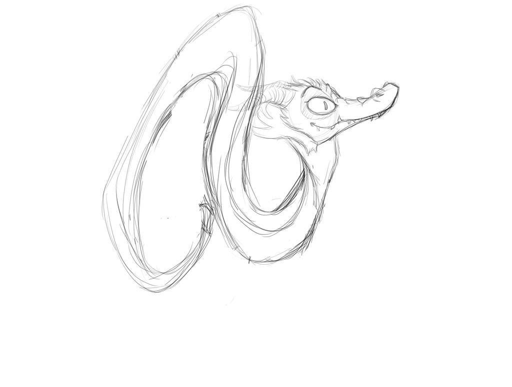 Dragon by abstars