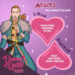 Dream Age: Anders