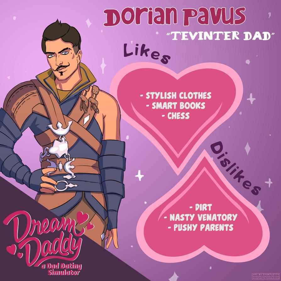 Dream Age: Dorian Pavus by Gauntletto