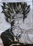 Grey Fullbuster {Devil Slayer} by Mirai-Gohan