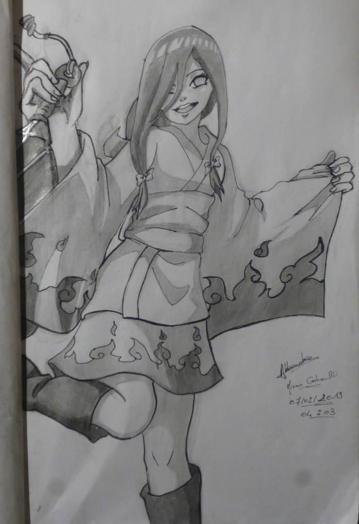 Hanabi Hyuga {The Last} by Mirai-Gohan